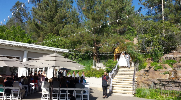 A Wedding At Dove Canyon