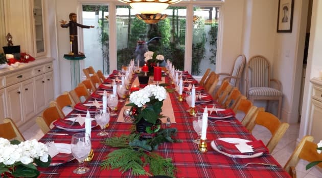 Private Christmas Day SPECIAL Dinner