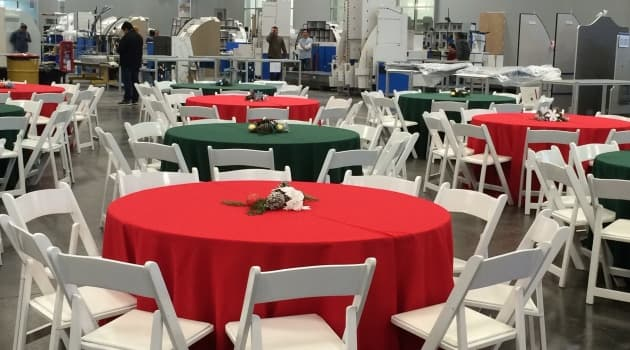 Corporate Holiday Luncheon